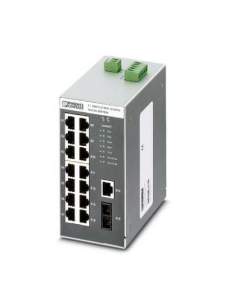 Неуправляемые коммутаторы PHOENIX CONTACT FL SWITCH SFN 16 портов