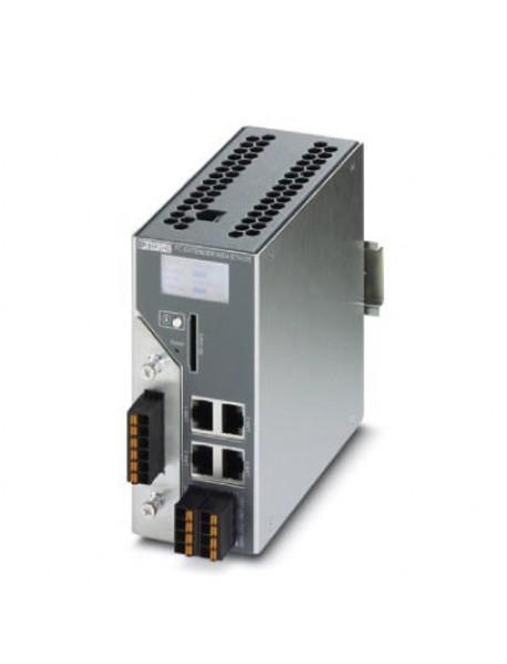 ETHERNET модем SHDSL (TC EXTENDER 6004 ETH-2S)
