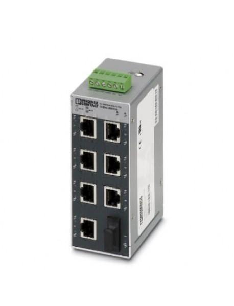 Неуправляемые коммутаторы PHOENIX CONTACT FL SWITCH SFN GT с поддержкой Gigabit Ethernet