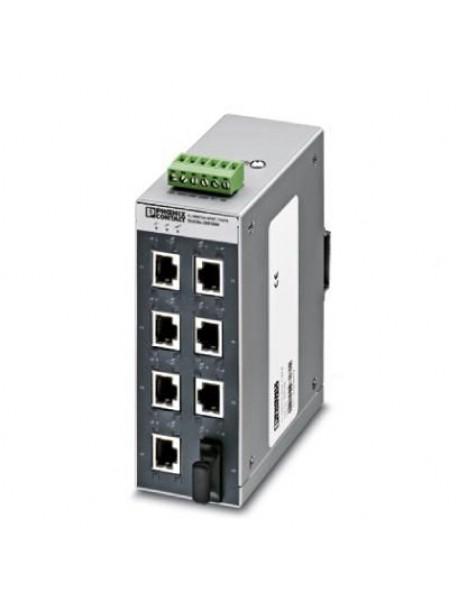 Неуправляемые коммутаторы PHOENIX CONTACT FL SWITCH SFNT с поддержкой Fast Ethernet + Fiber optic