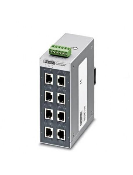 Неуправляемые коммутаторы PHOENIX CONTACT FL SWITCH SFNT с поддержкой Fast Ethernet