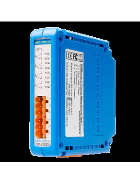 (101-210110) 8-канальный модуль цифровых выводов 0.5А - 24 VDC PROCENTEC ComBricks Тип 1