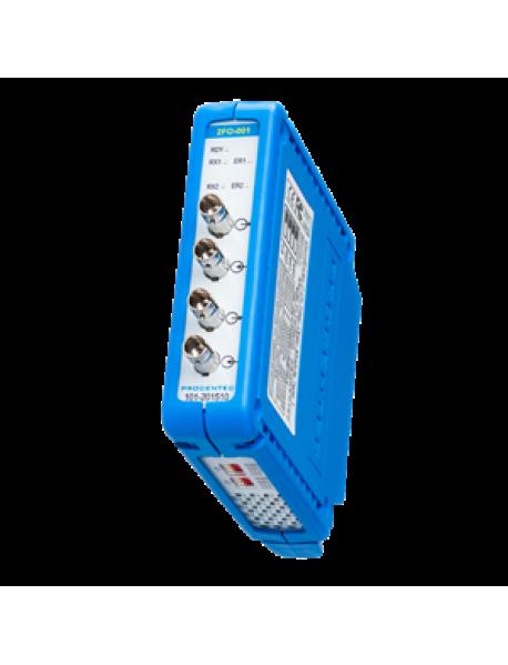 (101-201532) Оптический модуль PROCENTEC ComBricks Multi-Mode and Single-Mode Fiber Optic Ring для интерфейса PROFIBUS