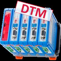 ПО CommDTM для систем диагностики PROCENTEC ComBricks