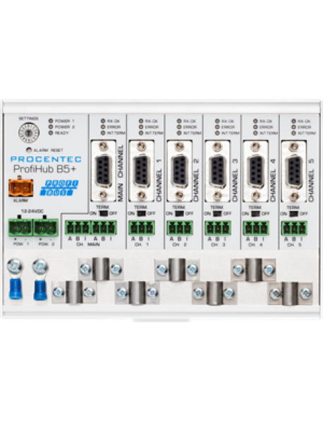 (17020R ) PROCENTEC ProfiHub B5+R