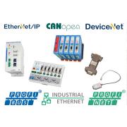 Оборудование для диагностики промышленных сетей