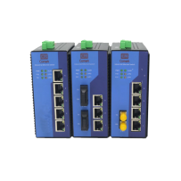 5-портовые управляемые Ethernet Коммутаторы (Ethernet + FO)