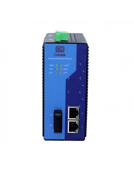 Конфигурируемые 100M TX/FX Медиаконвертеры