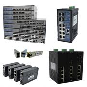 Промышленные Ethernet коммутаторы