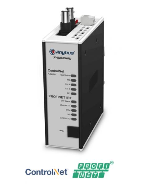 ControlNet Adapter/Slave - Profinet IRT Slave