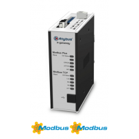 AB7642 Modbus Plus Slave - Modbus TCP Server