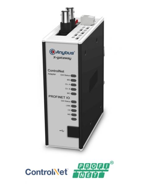 AB7654 ControlNet Adapter - PROFINET-IO Device