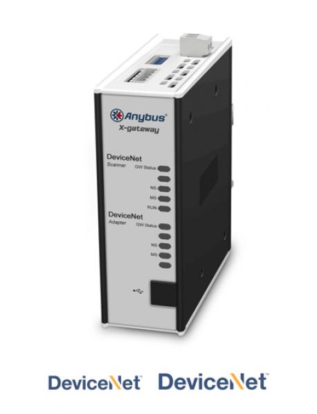AB7811 DeviceNet Scanner/Master - DeviceNet Adapter/Slave