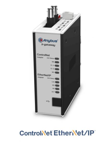 AB7834 ControlNet Adapter/Slave - Ethernet/IP Adapter/Slave