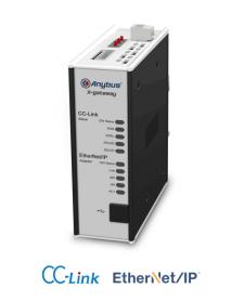 CC-Link Slave - EtherNet/IP Adapter