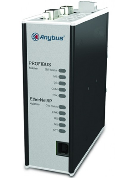 Ethernet/IP Scanner - Profibus Slave