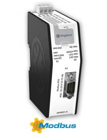 AB9005 Modbus-TCP Master/Client - Modbus RTU Slave