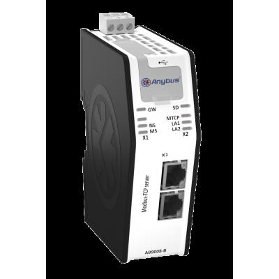 Modbus-TCP Master/Client - Modbus-TCP Slave/Server