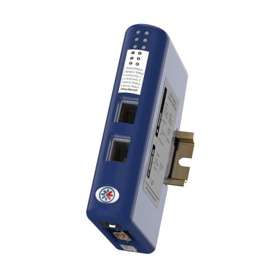 Anybus Communicator CAN - Ethernet/IP Adapter