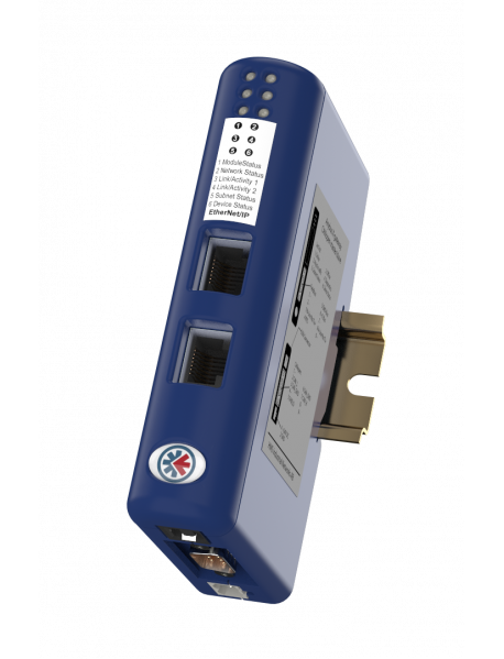 AB7072 Anybus Communicator Ethernet/IP и Modbus-TCP