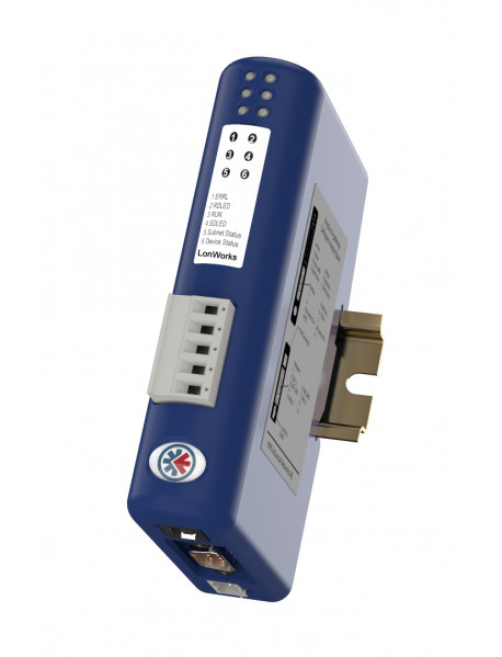 Anybus Communicator LonWorks — Modbus RTU Slave