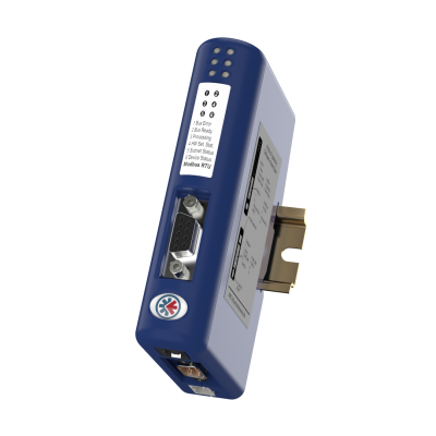 Anybus Communicator Modbus RTU Slave