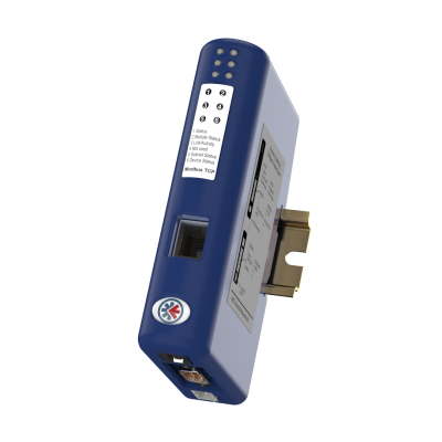 Anybus Communicator Modbus-TCP Server/Slave