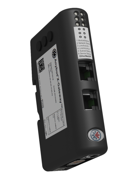 CANopen Master - Ethernet/IP Adapter