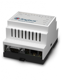 Anybus Modbus TCP-RTU Transparent