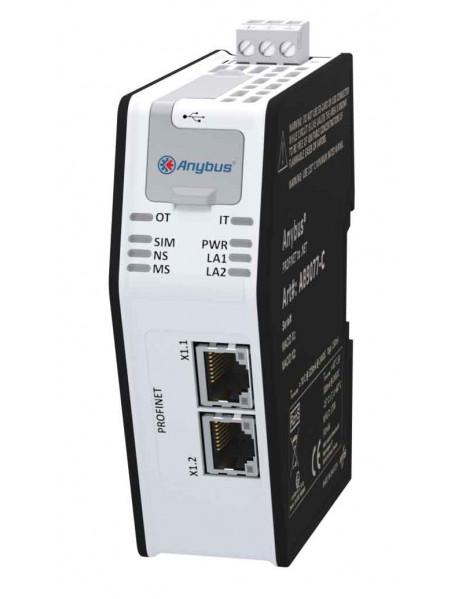 Anybus IT/OT PROFINET to .NET