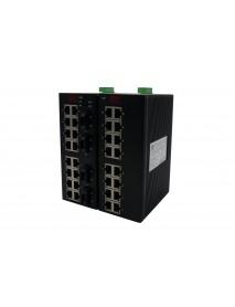10-портовые промышленные PoE Ethernet Коммутаторы