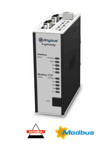 Modbus TCP - Interbus