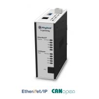 AB7677 Ethernet/IP Scanner/Master - CANopen Slave