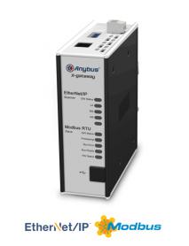 Ethernet/IP Scanner - Modbus RTU Slave