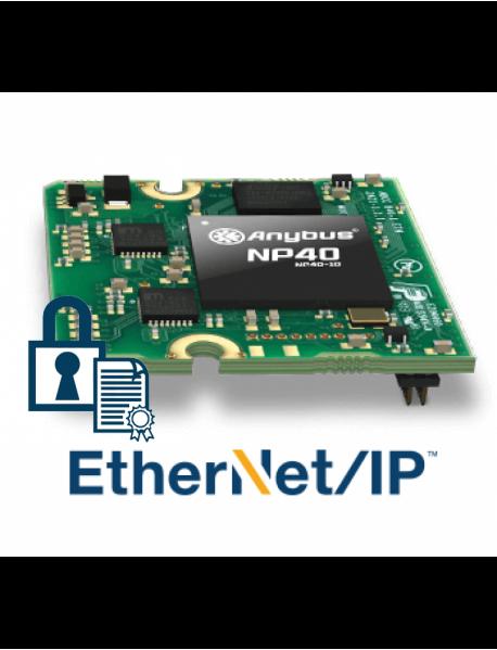 Плата CompactCom B40 - EtherNet/IP IIoT Secure (OPC UA, MQTT)