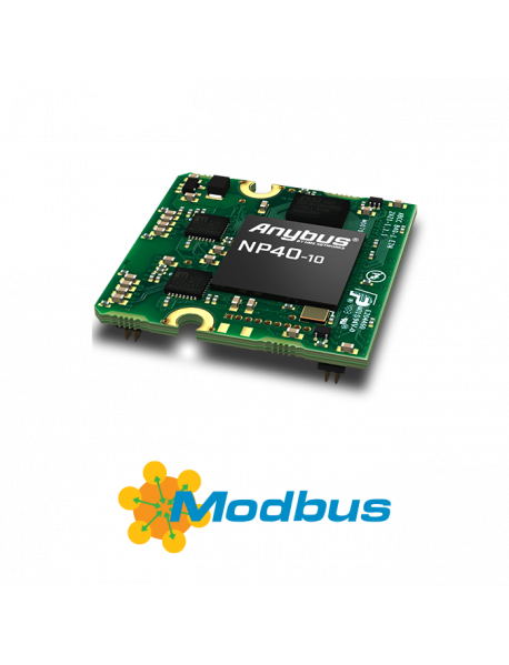 Плата CompactCom B40 Modbus Serial Interface - Modbus TCP