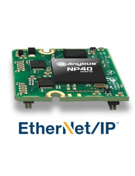 Плата CompactCom B40 Ethernet/IP