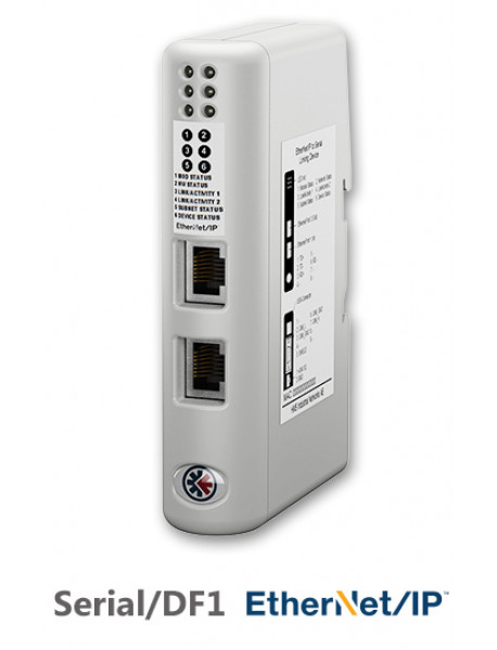 Anybus Ethernet/IP to Serial Linking Device