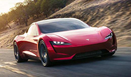 Использование данных IoT - некоторые примеры - Tesla Roadster