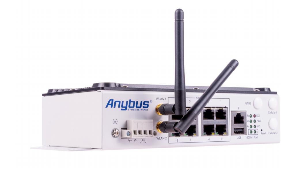 Промышленные роутеры Anybus