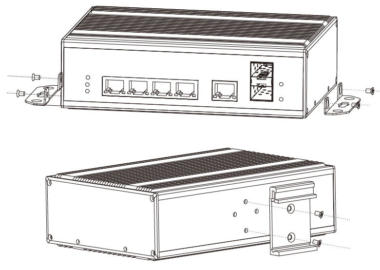 NIE8052PG mounting