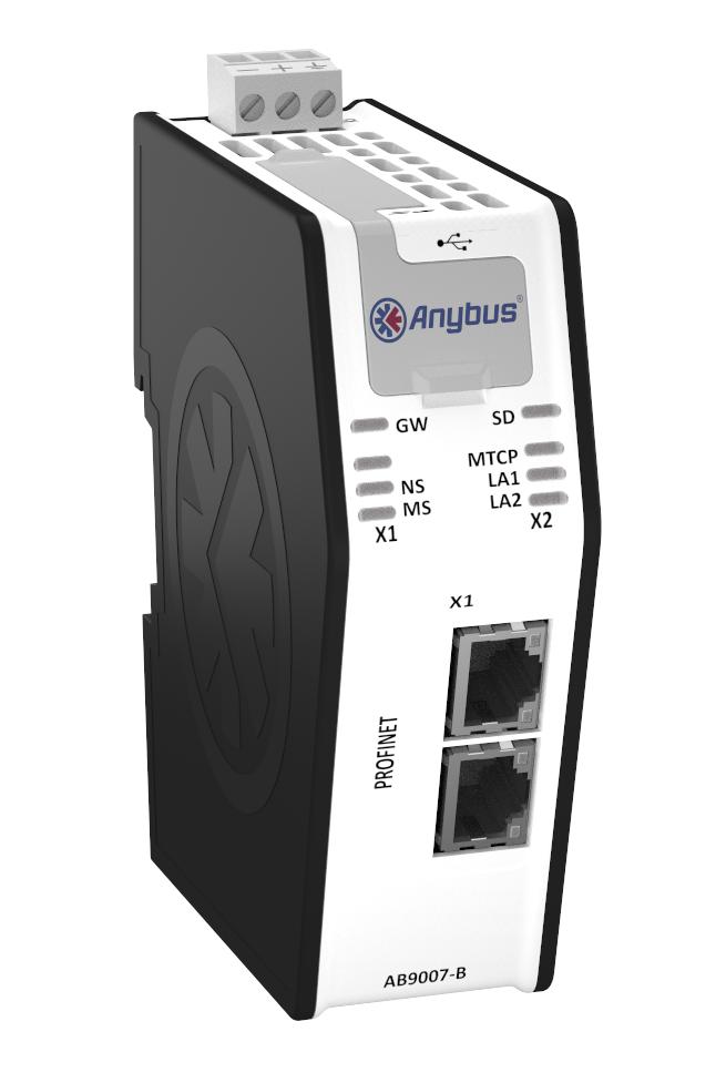 Сетевой шлюз Anybus X-Gateway Modbus-TCP Master/Client