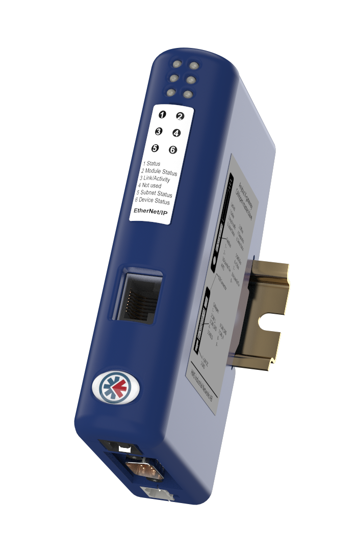 Anybus Communicator Ethernet/IP Adapter