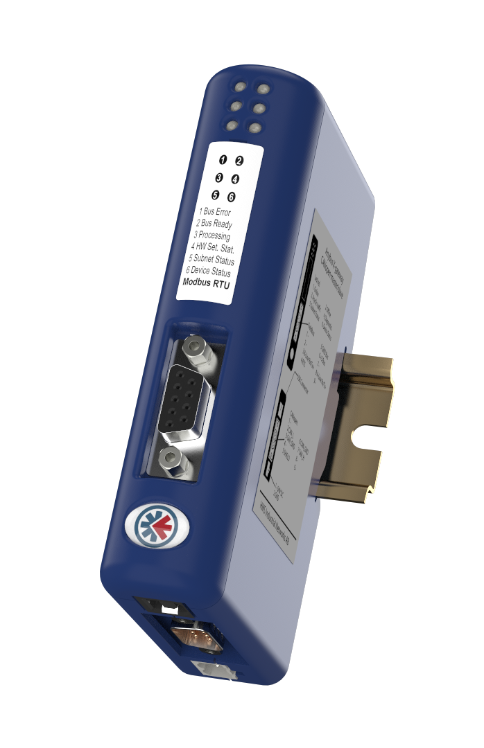 Anybus Communicator CAN - Modbus-RTU Slave