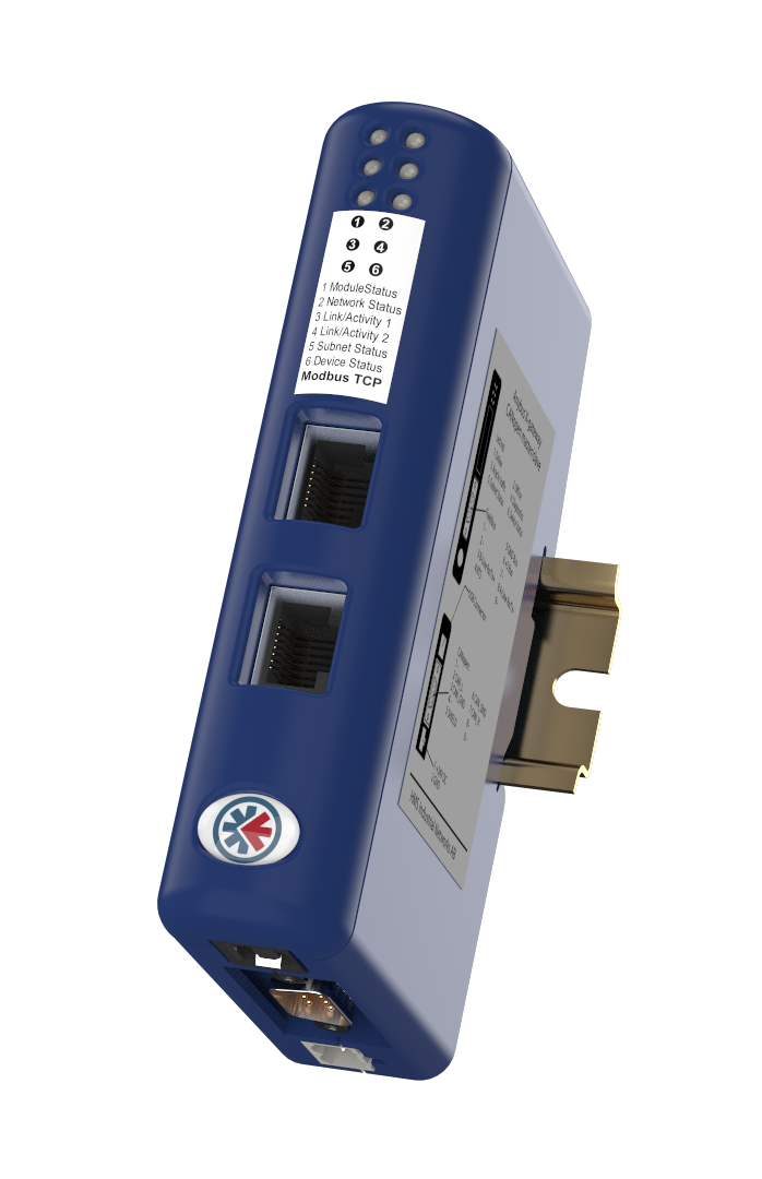 Anybus Communictor CAN - Modbus-TCP Server/Slave