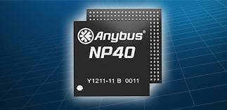 Процессор Anybus NP40
